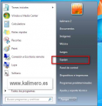 Defragmentar el disco duro desde Windows 7